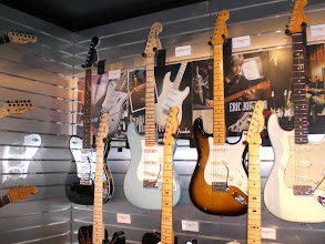 Photo: Fender booth