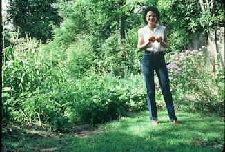 Photo: In our garden