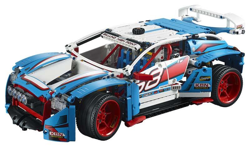 Contenido de Lego® 41077 Coche de Rallye