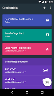mySA GOV- screenshot thumbnail