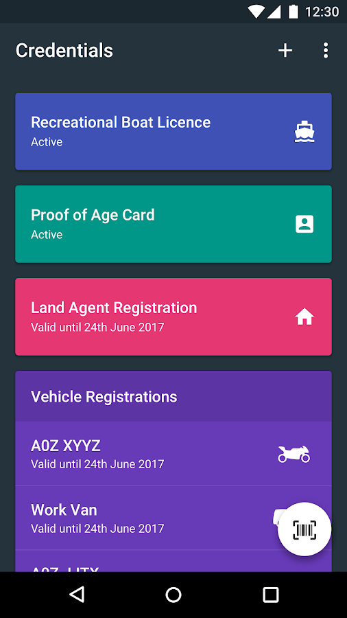 mySA GOV- screenshot