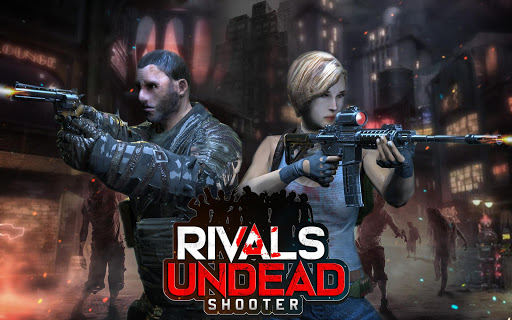 Rivals Dead Shooter - Zombie: Frontier Game 2020 APK MOD screenshots 4