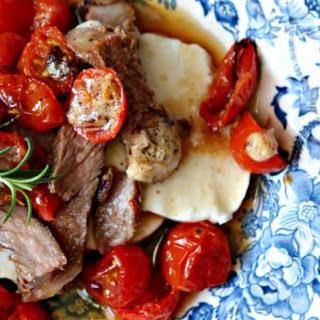Steak Mozzarella Salad Recipes