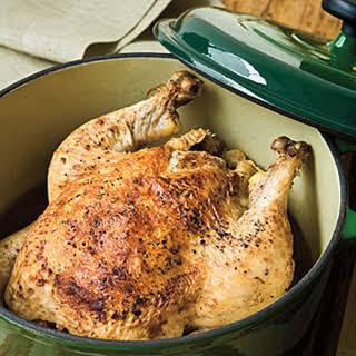 Angela's Stovetop Chicken.