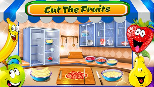 夏のフルーツジュース食品メーカー
