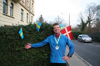 Photo: Kongen af Frederiksberg Marathon