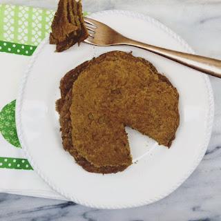 Vegan Keto Protein Pancakes.
