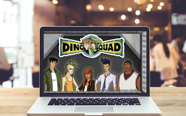 Dino Squad HD Wallpapers Game Theme
