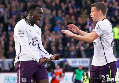 Lukaku et Mirallas assurent la première place à Everton