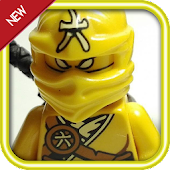 Live Wallpapers - Lego Ninja 3