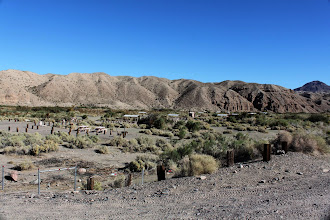 Photo: Day 2: Overview of the Afton Canyon Campground