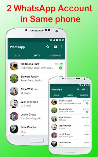 Messenger for WhatsApp Web 1.14 screenshots 1