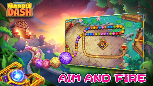 Marble Dash-2020 Free Puzzle Games apkpoly screenshots 10