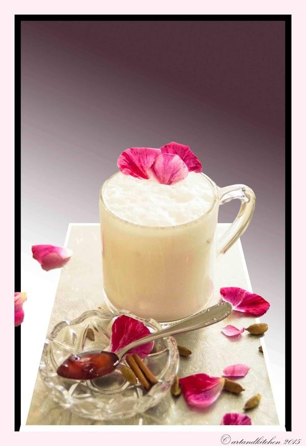 Rose Milk (aka Sweet Dreams Milk) Recipe