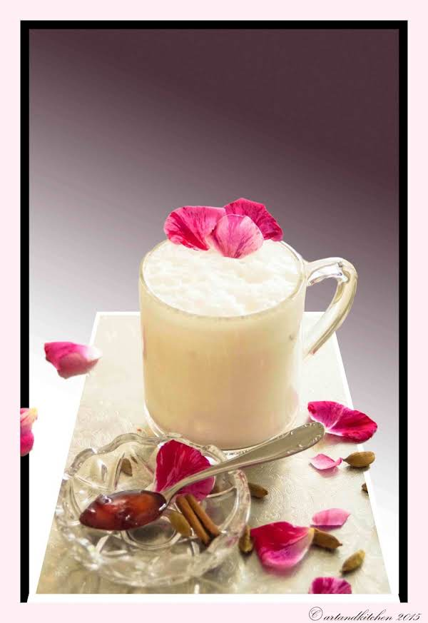 Rose Milk (aka Sweet Dreams Milk) Recipe