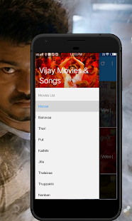 Thalapathy Vijay Movies & Songs - náhled