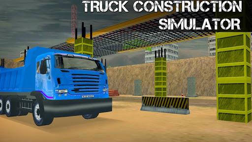 TRUCK CONSTRUCTION SIMULATOR
