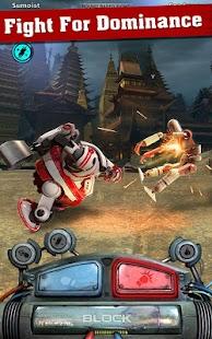 Iron Kill Robot Fighting Games Screenshot 3