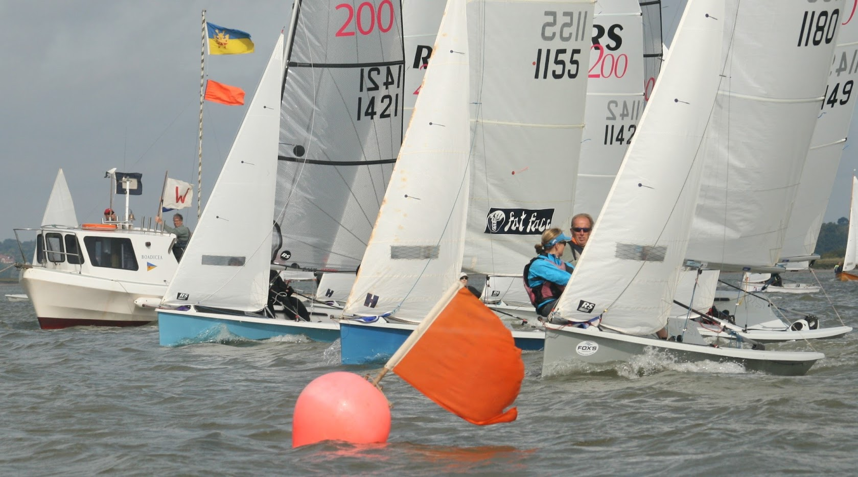 Waldringfield Sailing Club | A friendly and welcoming
