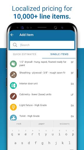 XactRemodel GO - Quickly build winning bids screenshot 4