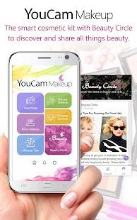 YouCam Makeup -Makeover Studio- screenshot thumbnail