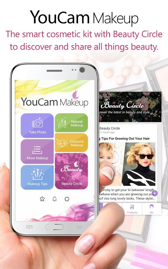 YouCam Makeup -Makeover Studio- screenshot