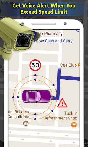 Traffic Police Speed Camera -Camera Detector Radar screenshot 1