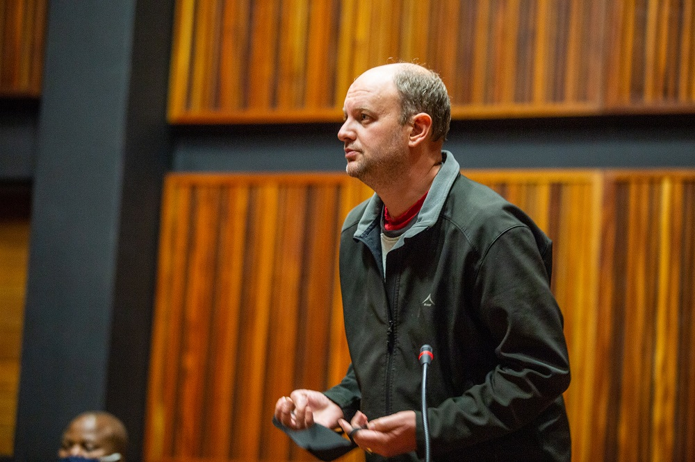 Former VBS Bank CFO Phillip Truter says he'll plead guilty - SowetanLIVE