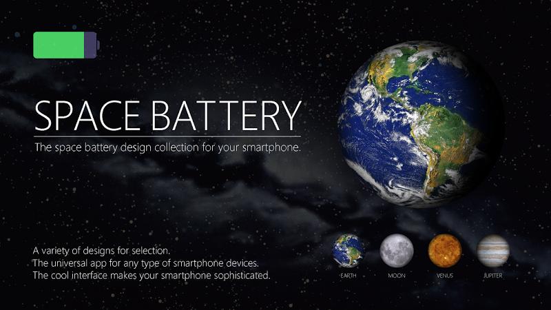 Скриншот Space Cool Battery-Free