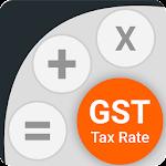 GST Calculator & Tax Rate Icon