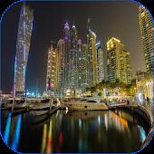 Night Dubai HD Wallpapers