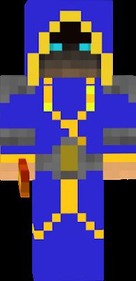 wizard nova skin