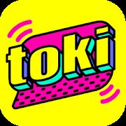 toki - 你畫我猜聲音匹配語音交友陪玩