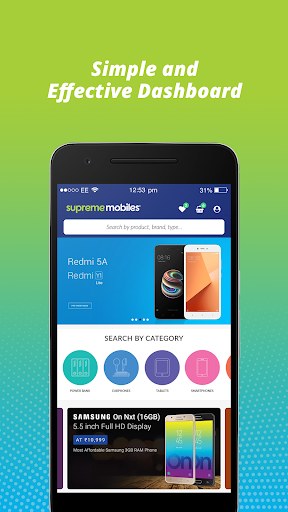 Supreme Mobiles - Mobiles, Tablets & Accessories Apk 1
