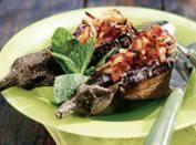 Eggplant Imam Baildi Recipe