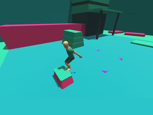Flip Trickster - Parkour Simulator  screenshots 12