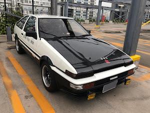 スプリンタートレノ AE86 GT-V 1985年式  2.5型のカスタム事例画像 ケイAE86さんの2020年08月12日22:11の投稿