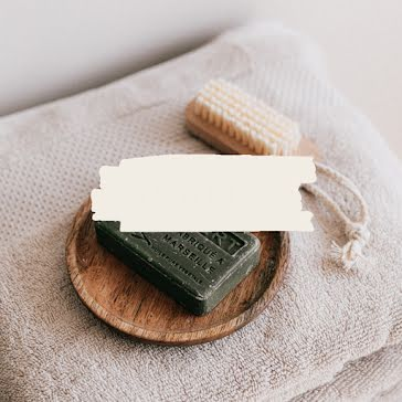 Soap and Brush - Instagram Post template