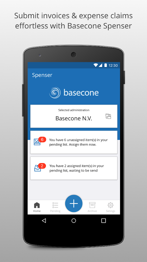 Basecone Spenser- screenshot