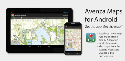 avenza maps offline mapping apps on google play