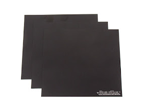 "BuildTak 3D Printer Build Surface 9"" x 10"" (Pack of 3)"