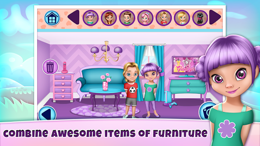 My Play Home Decoration Games