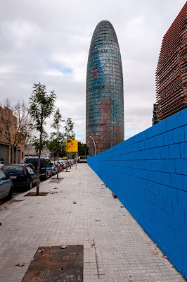 Torre Agbar di Luporosso