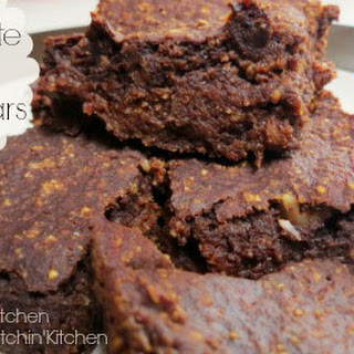 Chocolate Pumpkin Homemade Protein Bars