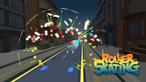 Roller Skating 3D screenshot 8