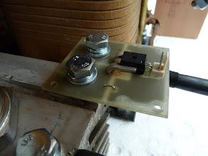 Photo: Uchytenie DPS s prúdovým snímačom