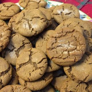 Gramma's Ginger Cookies