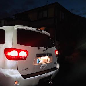 """セコイア  08""""LIMITEDのカスタム事例画像 ゴー.ナナさんの2019年02月20日10:13の投稿"""