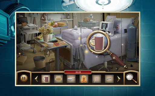 Hidden Object: Hospital Mania