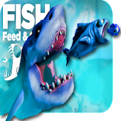 Tải 🦈 NEW Feed The big Fish and Grow images HD miễn phí